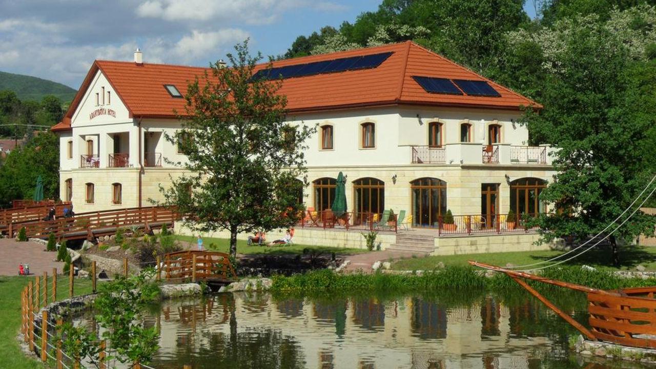 Aranybánya hotel, Zempléni szállások, Zemplén gasztro, hotel csomagajánlat