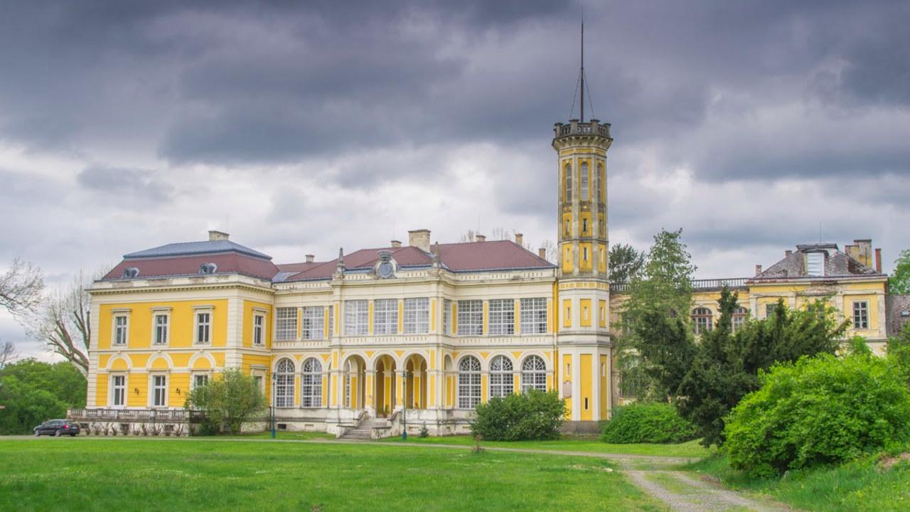 Füzérradványi kastély, Zempléni látnivalók