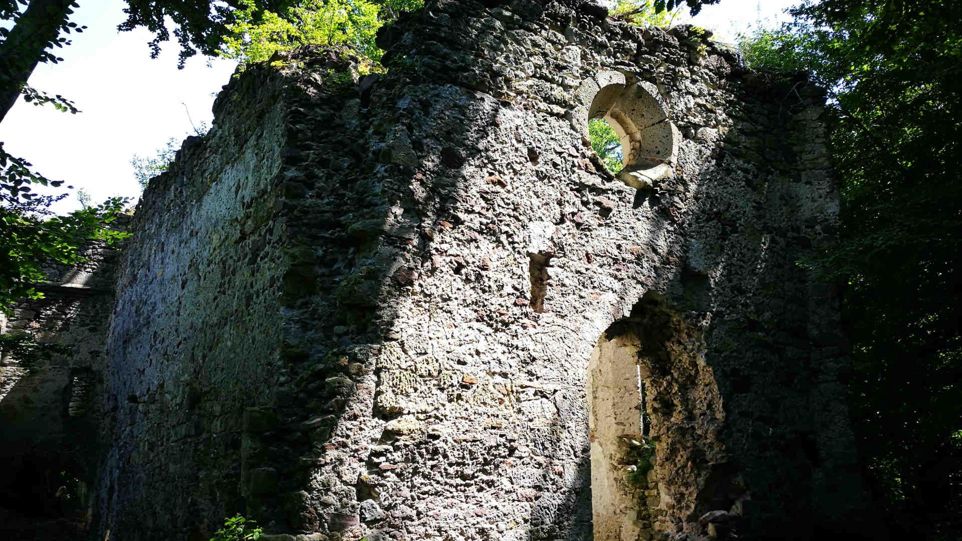 Gönc, Pálos kolostorrom, Zempléni látnivalók