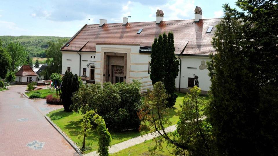 Hotel Vécsecity, Zemplén gasztro