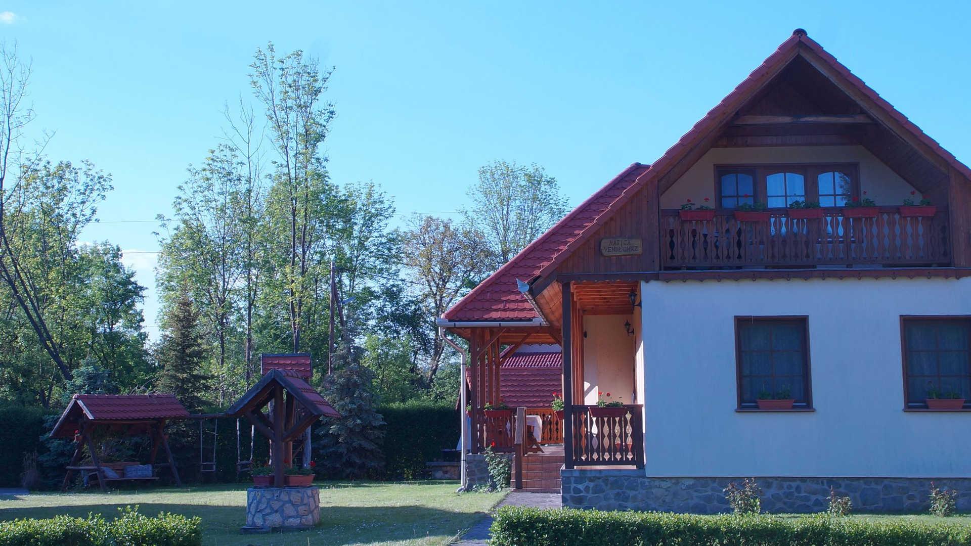 katica vendégház, Zempléni szállások