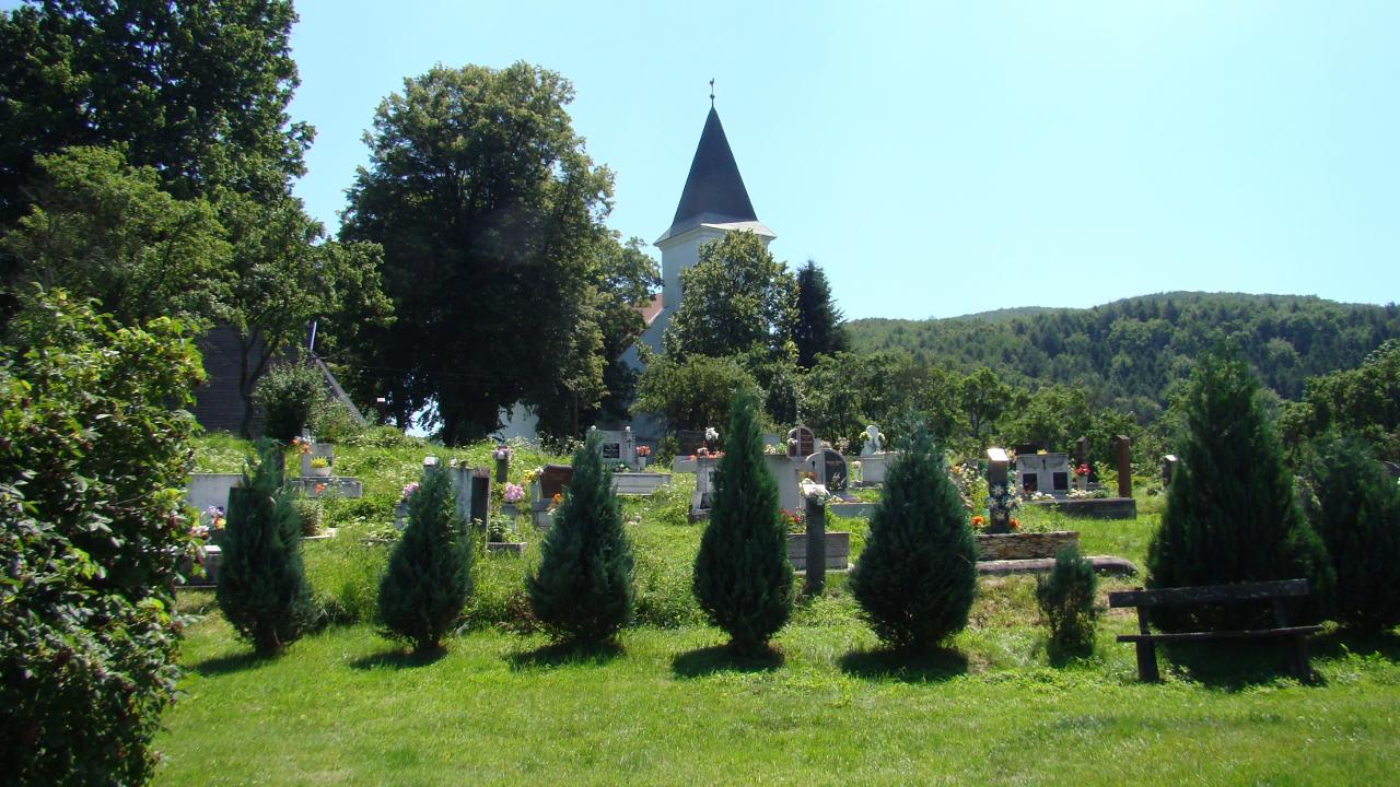Kopjafás temető
