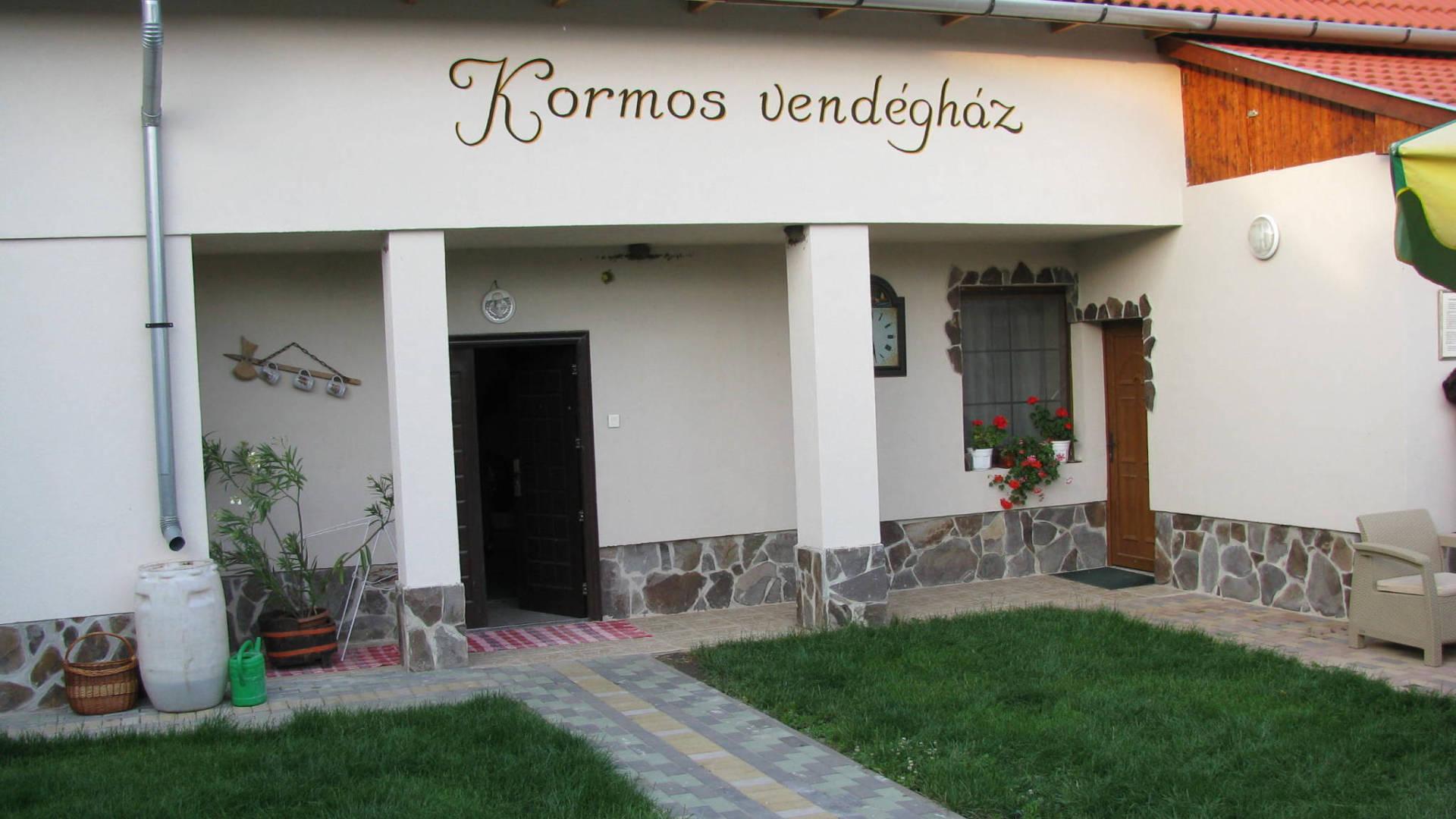 kormos vendégház, Zempléni szállások