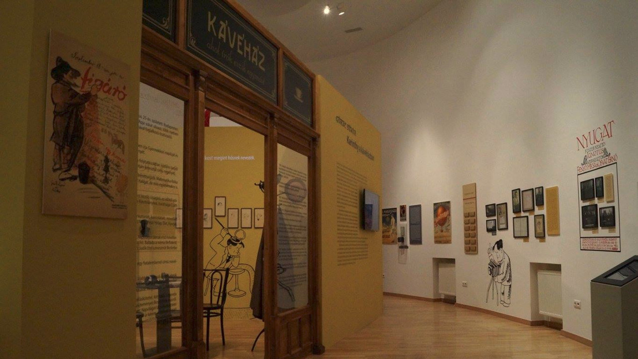 magyar nyelv múzeuma