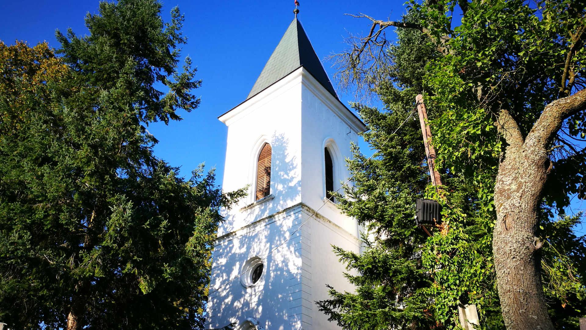 Telkibánya templom, Rákóczi túra