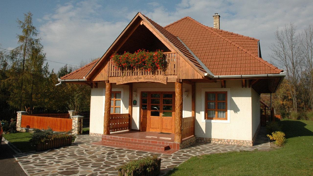 trófeás vendégház, Zempléni szállások